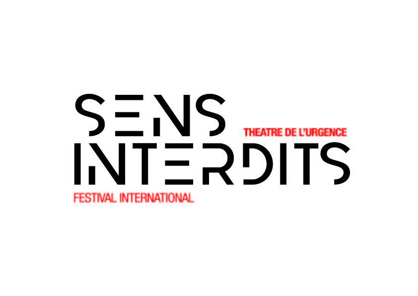 Logo Sens Interdits 2019 FESTIVAL INTERNATIONAL NOIR-ROUGE